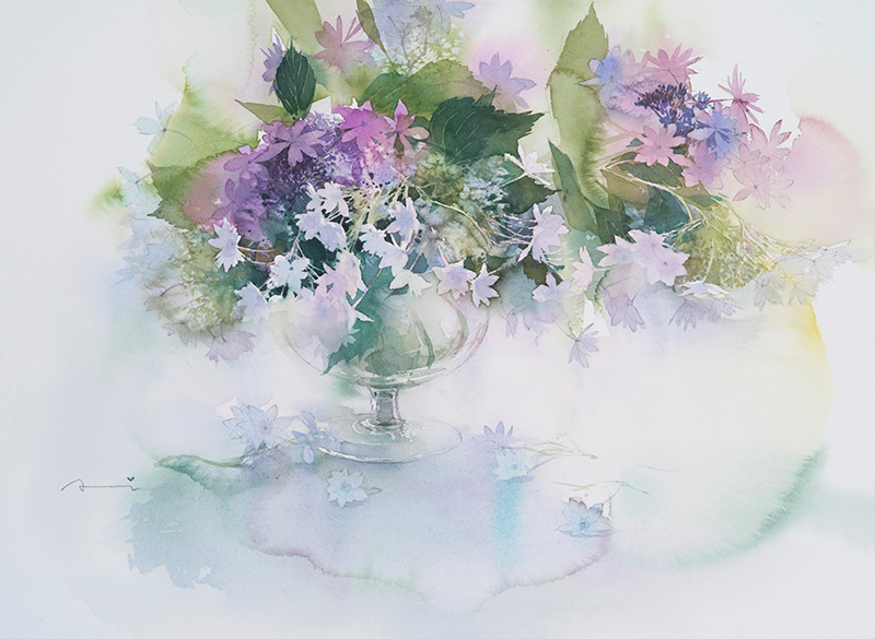 Images Of Still Life Watercolor Paintings